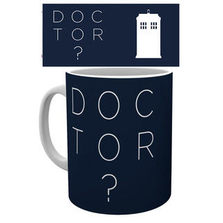 Taza Doctor Who Doctor Who Type-