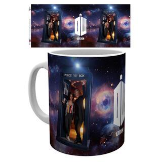 Taza Doctor Who Season 10 Episode 1 Iconic-