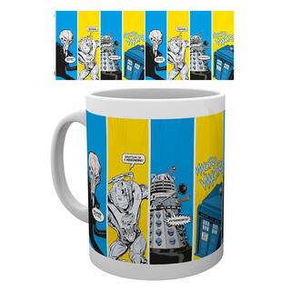 Taza Doctor Who Space Cadets-