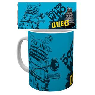 Taza Doctor Who Universe Dalek-