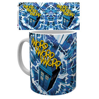 Taza Doctor Who Universe Vworp-