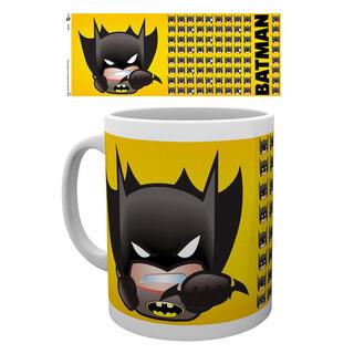 Taza Emoji Batman Dc-