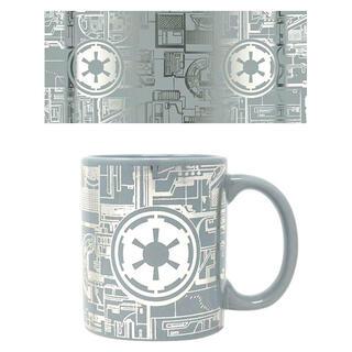 Taza Estrella de la Muerte Star Wars-