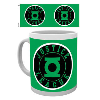 Taza Green Lantern Justice League Dc-