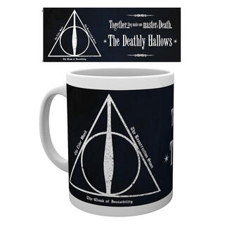 Taza Harry Potter Deathly Hallows-