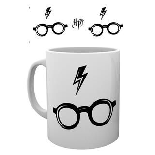 Taza Harry Potter Glasses-