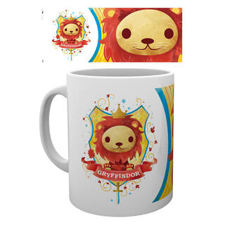 Taza Harry Potter Gryffindor Paint-