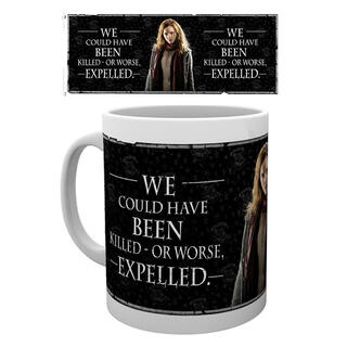Taza Harry Potter Hermione Quote-