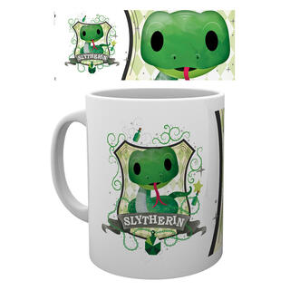 Taza Harry Potter Slytherin Paint-
