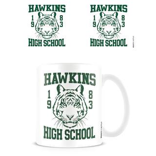 Taza Hawkins High School Stranger Things-