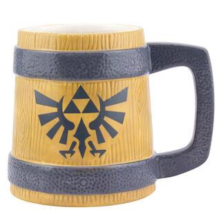 Taza Hyrule Zelda Nintendo-