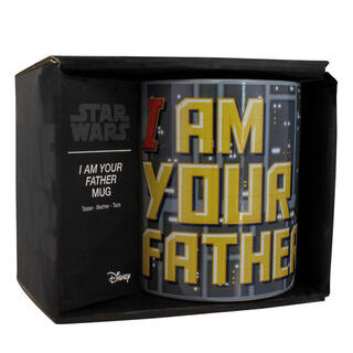 Taza I Am Your Father Star Wars-
