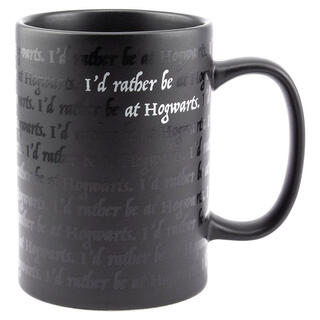 Taza I Would Rather Be Harry Potter-