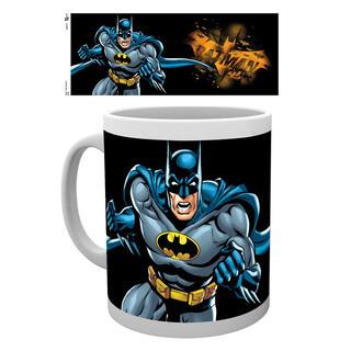 Taza Justice League Batman Dc-