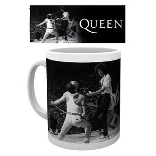 Taza Live Queen-