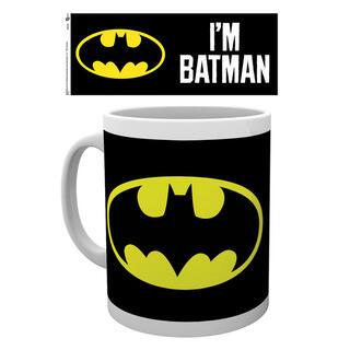 Taza Logo Batman Dc-