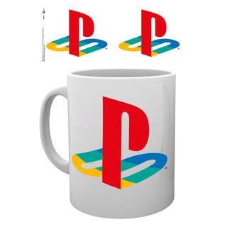 Taza Logo Playstation Colour-
