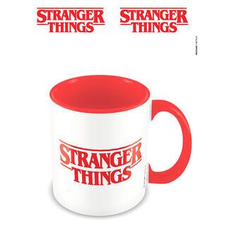 Taza Logo Stranger Things-