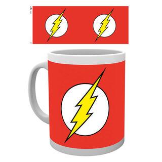Taza Logo The Flash Dc-