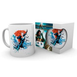 Taza Mera Aquaman Dc Comics-