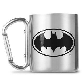 Taza Mosqueton Batman Dc Comics-