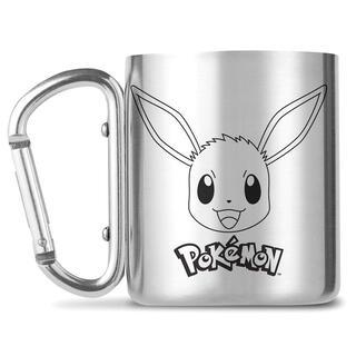Taza Mosqueton Eevee Pokemon-
