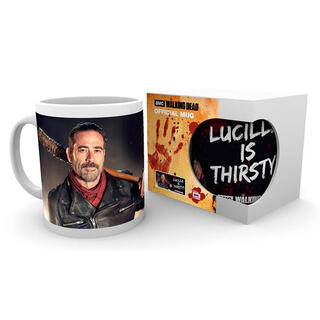 Taza Negan Thirsty The Walking Dead-