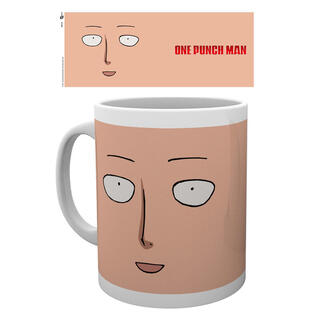 Taza One Punch Man Face-