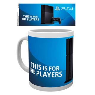 Taza Playstation Ps4 Console-