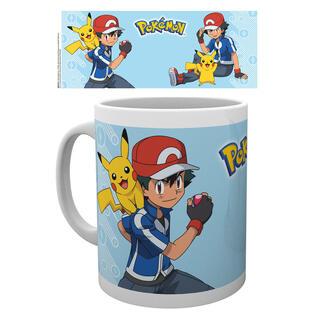 Taza Pokemon Ash-