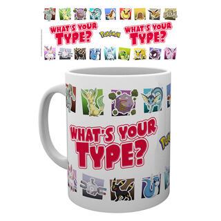Taza Pokemon My Type-