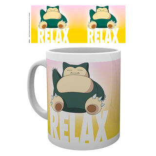 Taza Pokemon Snorlax-