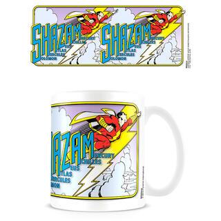 Taza Sky High Shazam Dc Comics-