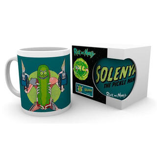 Taza Solenya Rick & Morty-