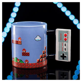 Taza Super Mario Nes Nintendo-
