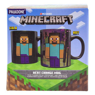 Taza Termica Enderman Minecraft-