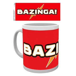 Taza The Big Bang Theory Bazinga-