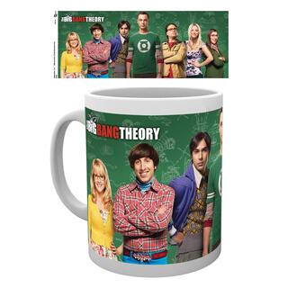 Taza The Big Bang Theory Cast-