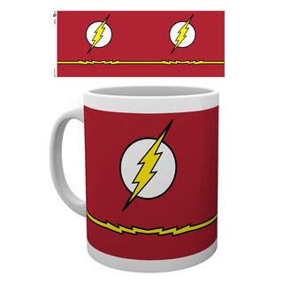 Taza The Flash Costume Dc-