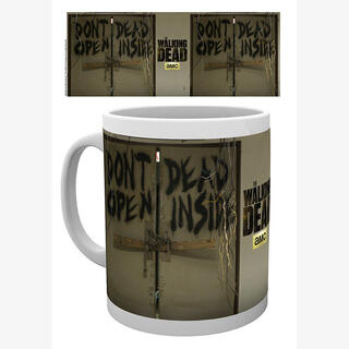 Taza The Walking Dead Dead Inside-