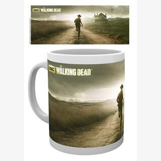 Taza The Walking Dead Running-