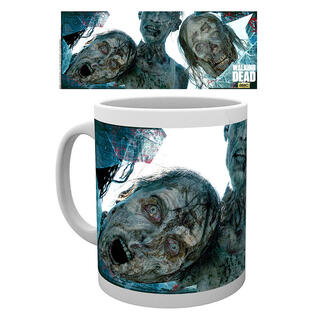 Taza The Walking Dead Window-