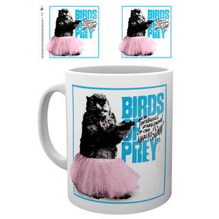 Taza Tutu Birds of Prey Dc Comics-