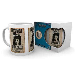 Taza Undesirable No 1 Harry Potter-