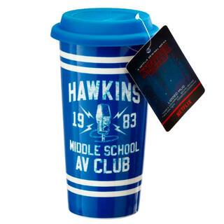 Taza Viaje Hawkins Av Club Stranger Things-