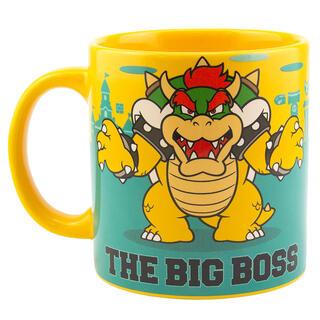 Taza Xl Bowser Super Mario Bros-
