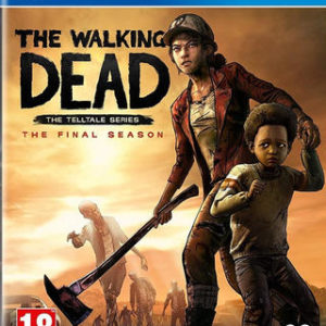 Telltale's The Walking Dead: The Final Season-Sony Playstation 4