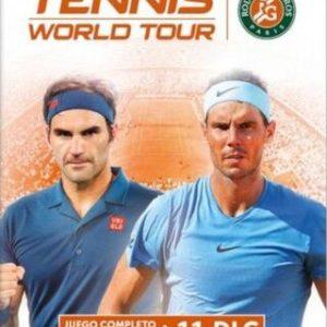 Tennis World Tour Roland Garros Edition-Nintendo Switch