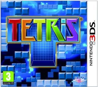 Tetris 3D-Nintendo 3DS