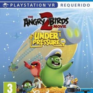 The Angry Birds Movie 2: Under Pressure (VR)-Sony Playstation 4